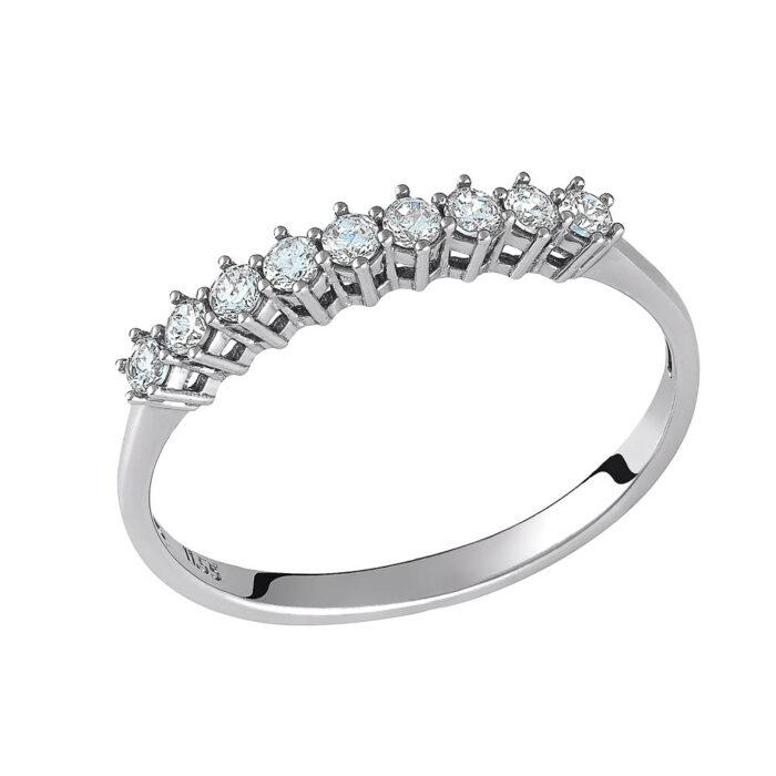 14k Δαχτυλίδι σειρέ