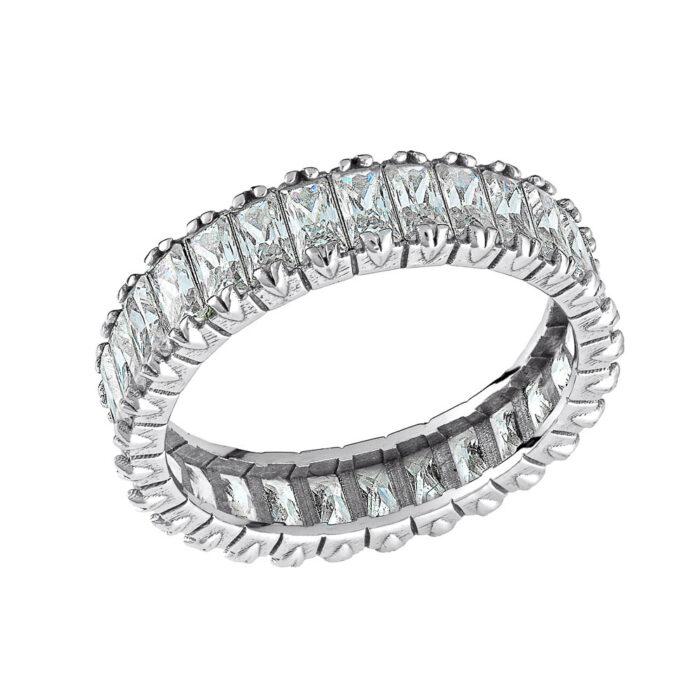 14k Δαχτυλίδι ολόβερο