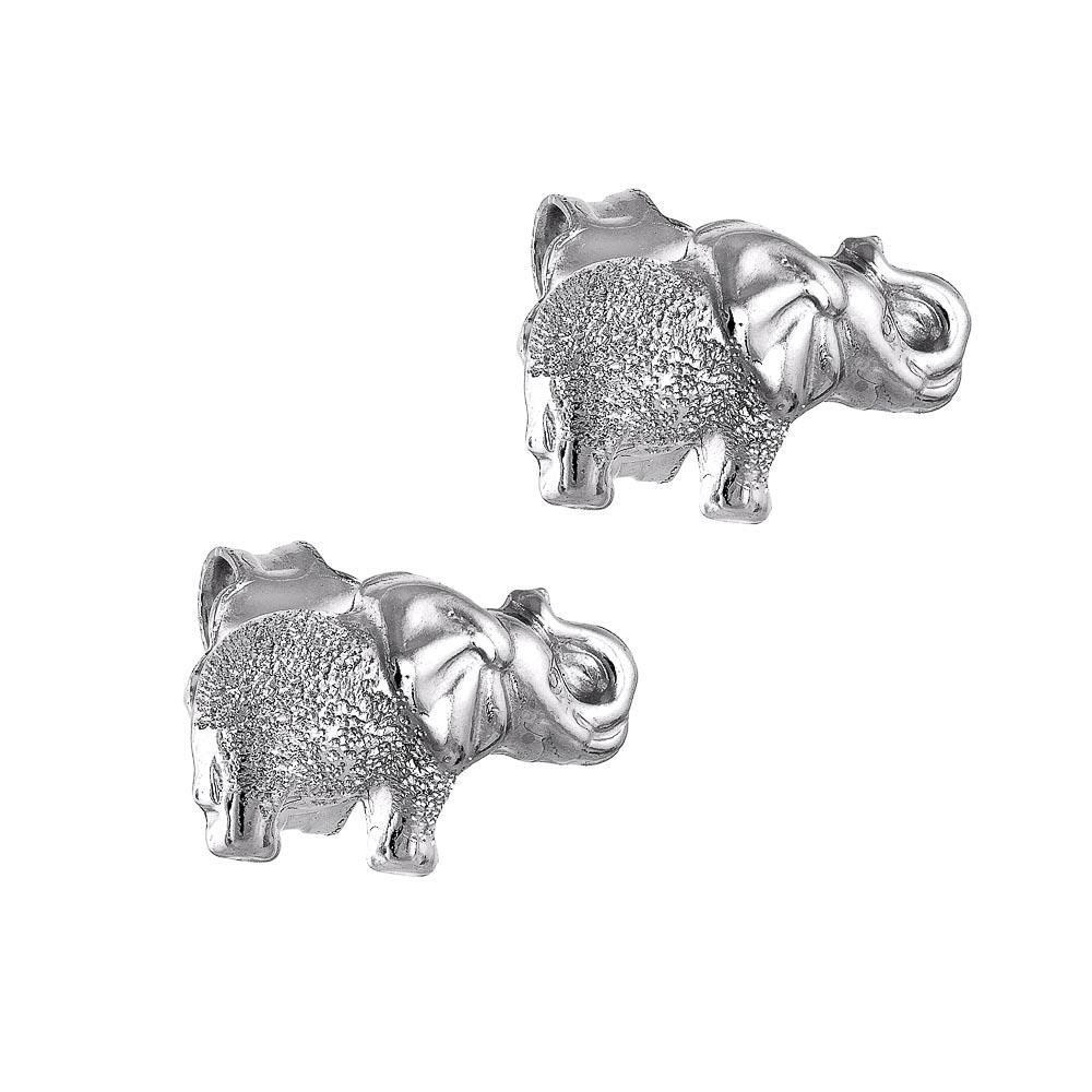 14k Σκουλαρίκια ελεφαντάκια