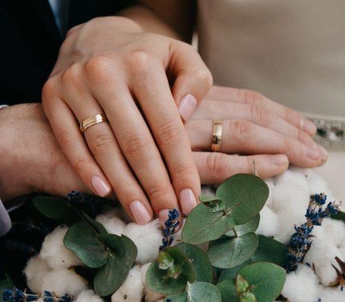wedding ring slide